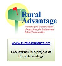 ECoPayPack is a project of Rural Advantage